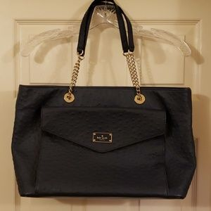 NWT!!! Navy Kate Spade leather bag